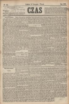 Czas. [R.28], Ner 262 (16 listopada 1875)