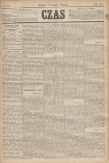 Czas. [R.28], Ner 291 (21 grudnia 1875)