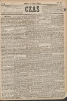 Czas. [R.30], Ner 32 (10 lutego 1877)