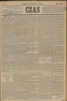 Czas. [R.33], Ner 19 (24 stycznia 1880)