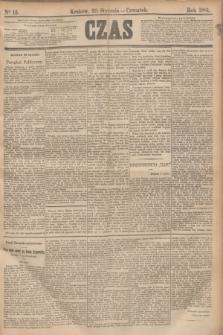 Czas. [R.34], Ner 15 (20 stycznia 1881)