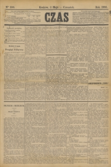 Czas. [R.36], Ner 100 (3 maja 1883)