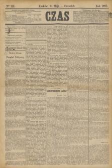 Czas. [R.36], Ner 115 (24 maja 1883)