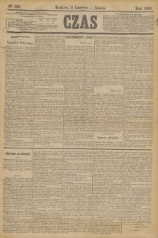 Czas. [R.36], Ner 128 (9 czerwca 1883)