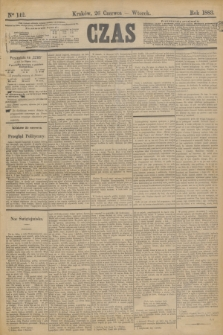Czas. [R.36], Ner 142 (26 czerwca 1883)