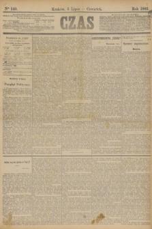 Czas. [R.36], Ner 149 (5 lipca 1883)