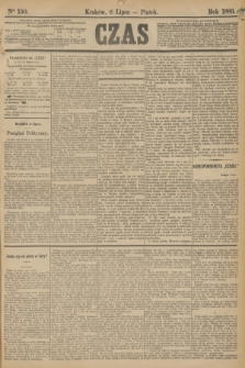 Czas. [R.36], Ner 150 (6 lipca 1883)