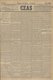 Czas. [R.36], Ner 167 (26 lipca 1883)