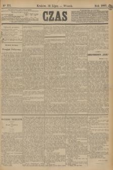 Czas. [R.36], Ner 171 (31 lipca 1883)