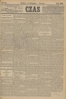 Czas. [R.36], Ner 211 (18 września 1883)