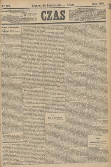 Czas. [R.36], Ner 239 (20 października 1883)
