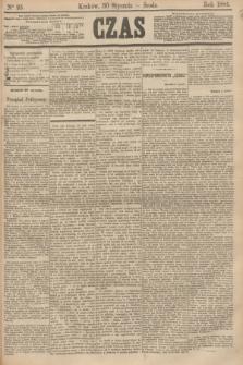Czas. [R.37], Ner 25 (30 stycznia 1884)