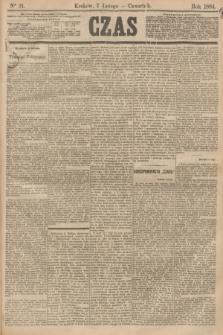Czas. [R.37], Ner 31 (7 lutego 1884)