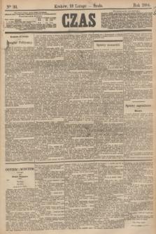 Czas. [R.37], Ner 36 (13 lutego 1884)