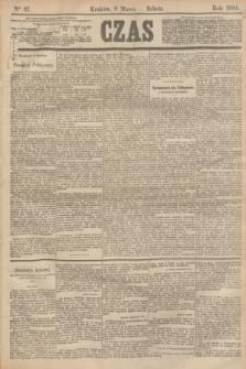 Czas. [R.37], Ner 57 (8 marca 1884)