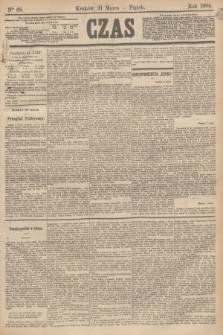 Czas. [R.37], Ner 68 (21 marca 1884)