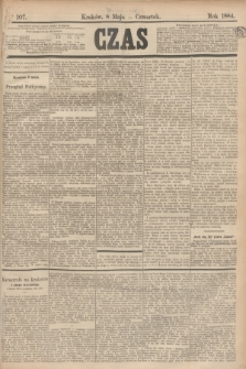 Czas. [R.37], Ner 107 (8 maja 1884)