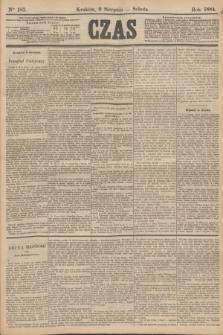 Czas. [R.37], Ner 183 (9 sierpnia 1884)