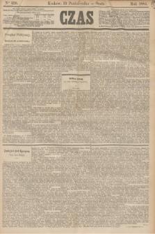 Czas. [R.37], Ner 238 (15 października 1884)