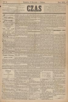 Czas. [R.38], Ner 2 (3 stycznia 1885)