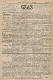 Czas. [R.38], Ner 9 (13 stycznia 1885)