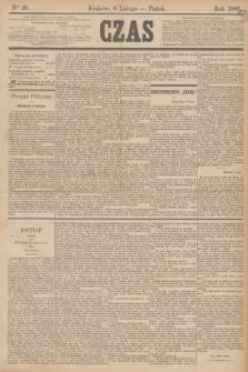 Czas. [R.38], Ner 29 (6 lutego 1885)