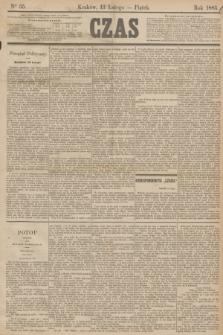 Czas. [R.38], Ner 35 (13 lutego 1885)