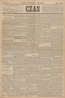 Czas. [R.38], Ner 37 (15 lutego 1885)