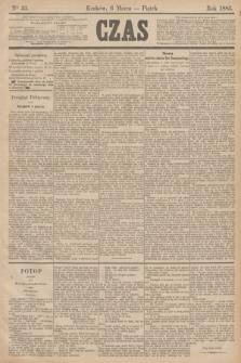 Czas. [R.38], Ner 53 (6 marca 1885)