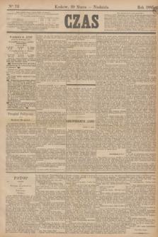 Czas. [R.38], Ner 72 (29 marca 1885)