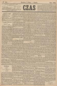 Czas. [R.38], Ner 105 (8 maja 1885)