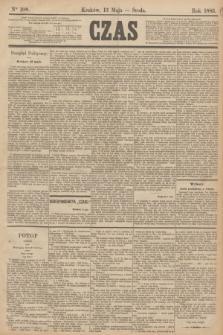 Czas. [R.38], Ner 108 (13 maja 1885)