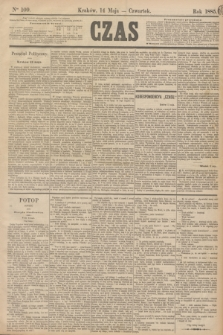 Czas. [R.38], Ner 109 (14 maja 1885)