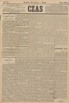 Czas. [R.38], Ner 131 (12 czerwca 1885)