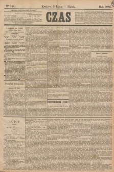 Czas. [R.38], Ner 148 (3 lipca 1885)