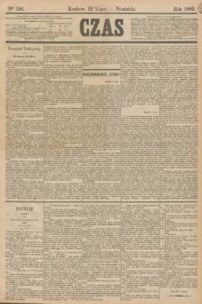 Czas. [R.38], Ner 156 (12 lipca 1885)