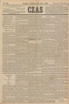 Czas. R.38, Ner 168 (26 lipca 1885)