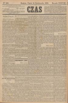 Czas. R.38, Ner 236 (16 października 1885)