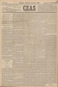 Czas. R.38, Ner 278 (4 grudnia 1885)