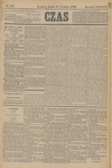 Czas. R.38, Ner 297 (30 grudnia 1885)