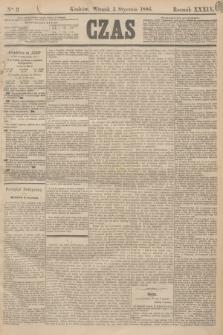 Czas. R.39, Ner 3 (5 stycznia 1886)