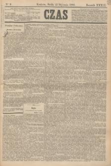 Czas. R.39, Ner 9 (13 stycznia 1886)