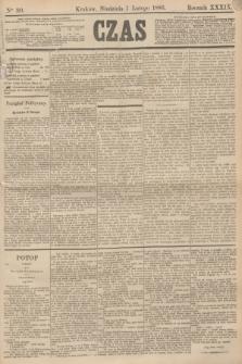Czas. R.39, Ner 30 (7 lutego 1886)
