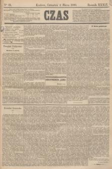Czas. R.39, Ner 51 (4 marca 1886)