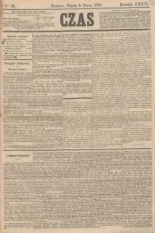 Czas. R.39, Ner 52 (5 marca 1886)