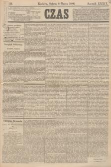 Czas. R.39, Ner 53 (6 marca 1886)