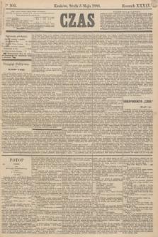 Czas. R.39, Ner 102 (5 maja 1886)