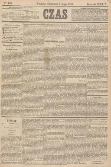 Czas. R.39, Ner 103 (6 maj 1886)