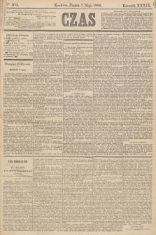 Czas. R.39, Ner 104 (7 maja 1886)