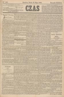 Czas. R.39, Ner 107 (12 maja 1886)